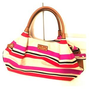 Kate Spade Vintage Multicolored Handbag